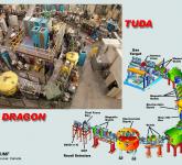 DRAGON and TUDA figure