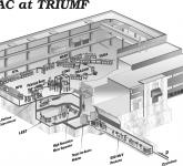 ISAC-1 layout (grey)